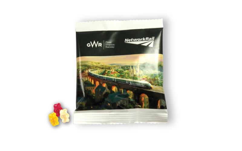 Printed Bag of Gummy Bears
