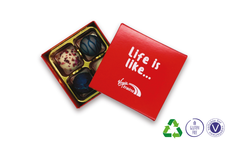 Chocolate Box – Classic 4