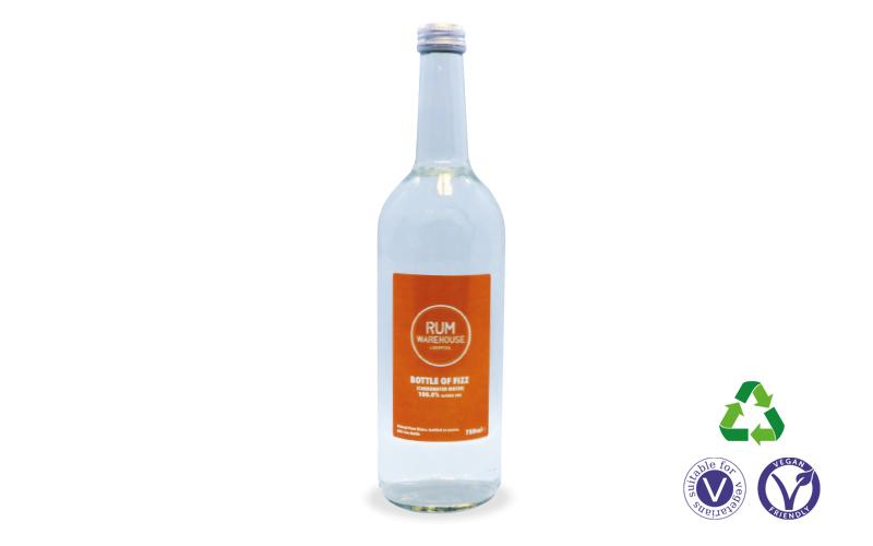 Bottles of Water – 750ml Glass