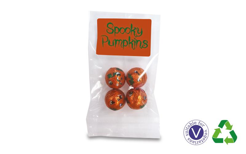 Bag of Spooky Pumpkins