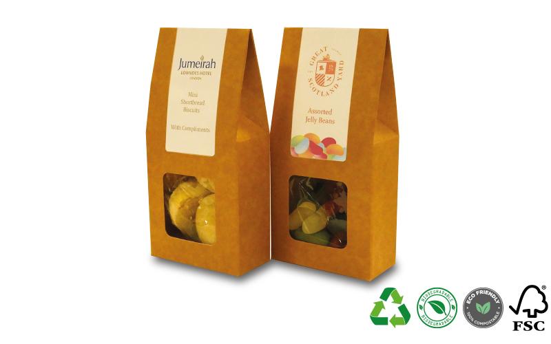 Satchel Box – Kraft