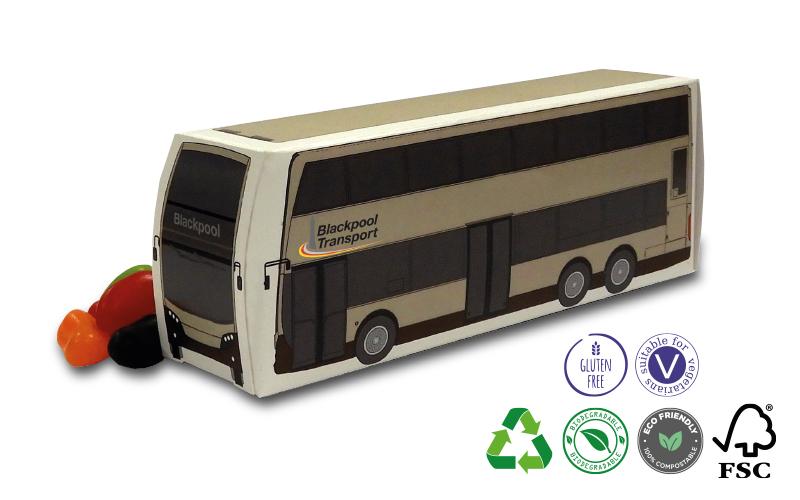Bespoke Double Decker Bus Box