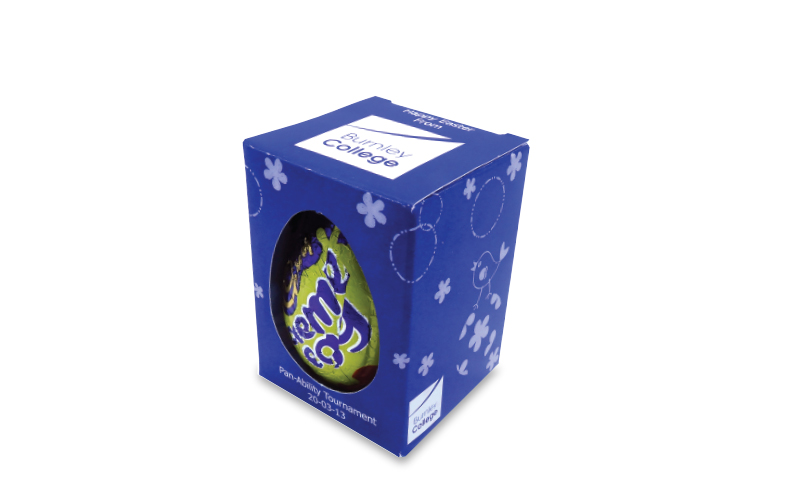 Single Boxed Creme Egg