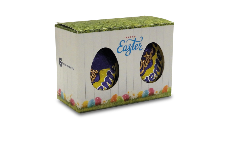 Double Boxed Creme Egg