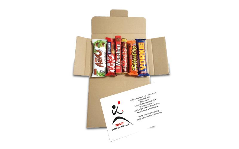 Postal Treat Box – Chocoholic
