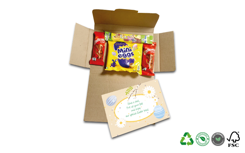 Easter Postal Pack