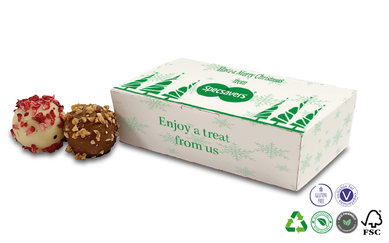 Chocolate Box – Ballotin 6